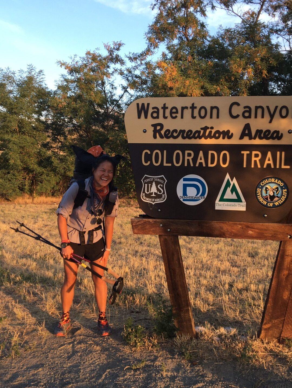 Sophia Tang_Colorado Trail_Waterton Canyon