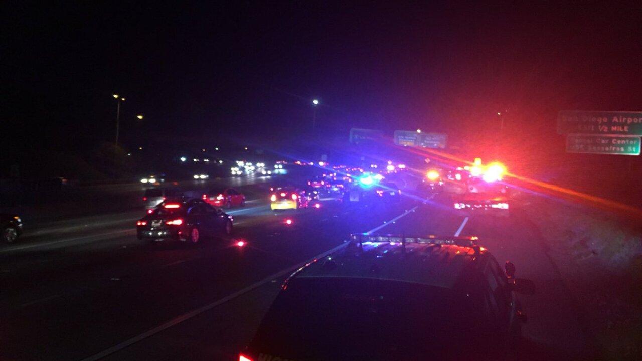I-5 crash