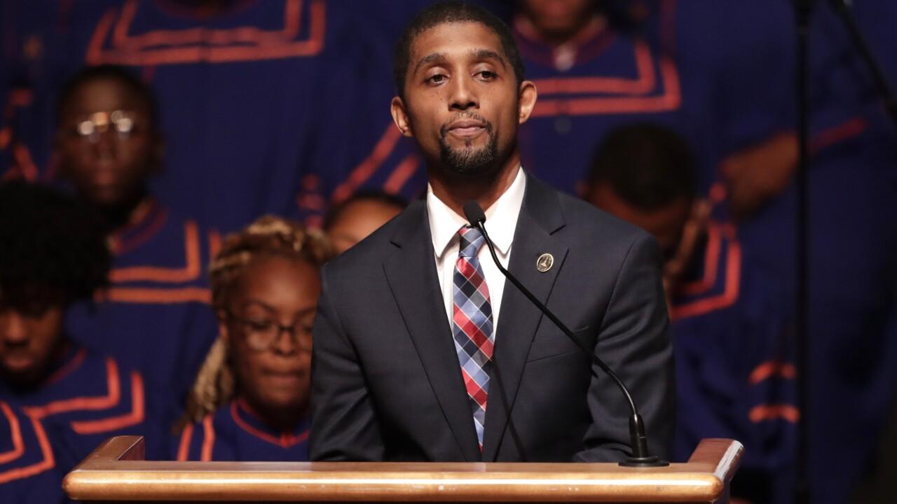 Election 2020-Baltimore Mayor