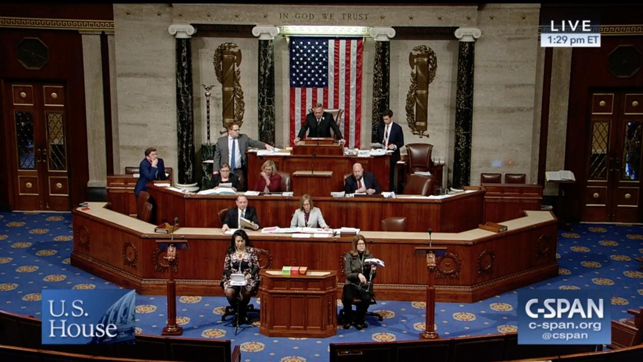 Congress passes justice reform bill