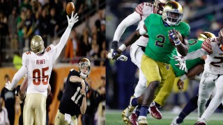 Florida State Seminoles vs. Notre Dame Fighting Irish all-time series since 2018