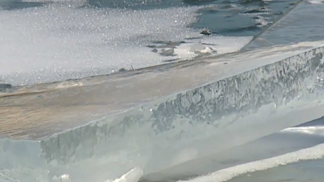 Lake Erie hasn't frozen over since 2014-15