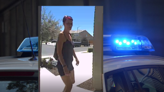 Bakersfield Police suspected porch pirate