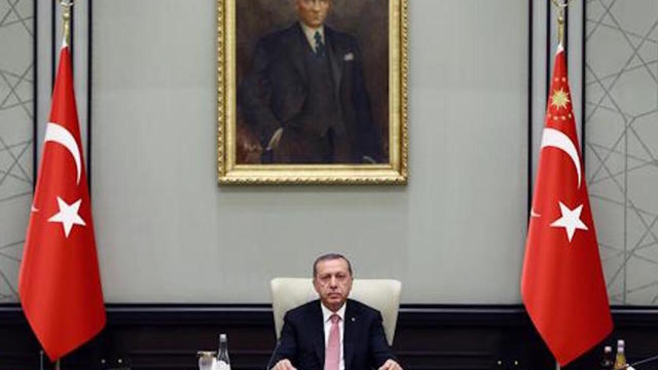 Turkish lawmakers set to give Erdogan sweeping new powers after attempted coup