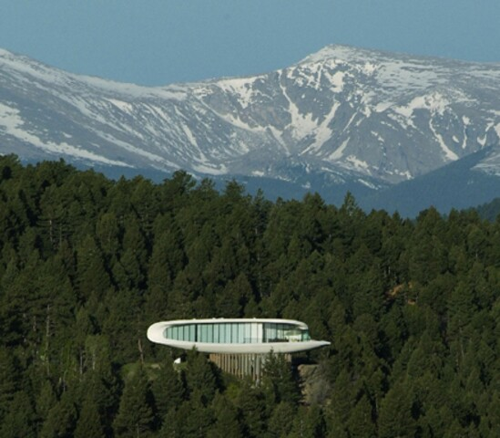 These are some of the weirdest works of architecture and art found in Colorado