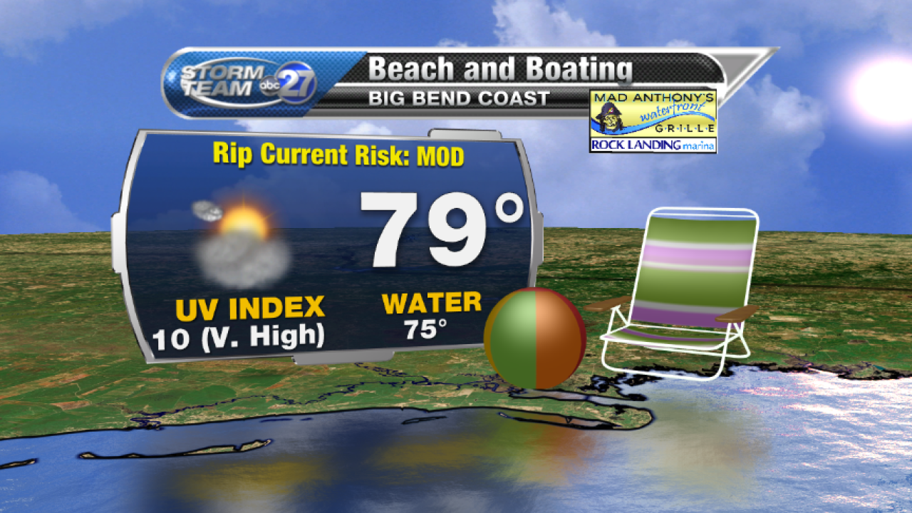 Beach and Boating forecast A (04/20/2017)