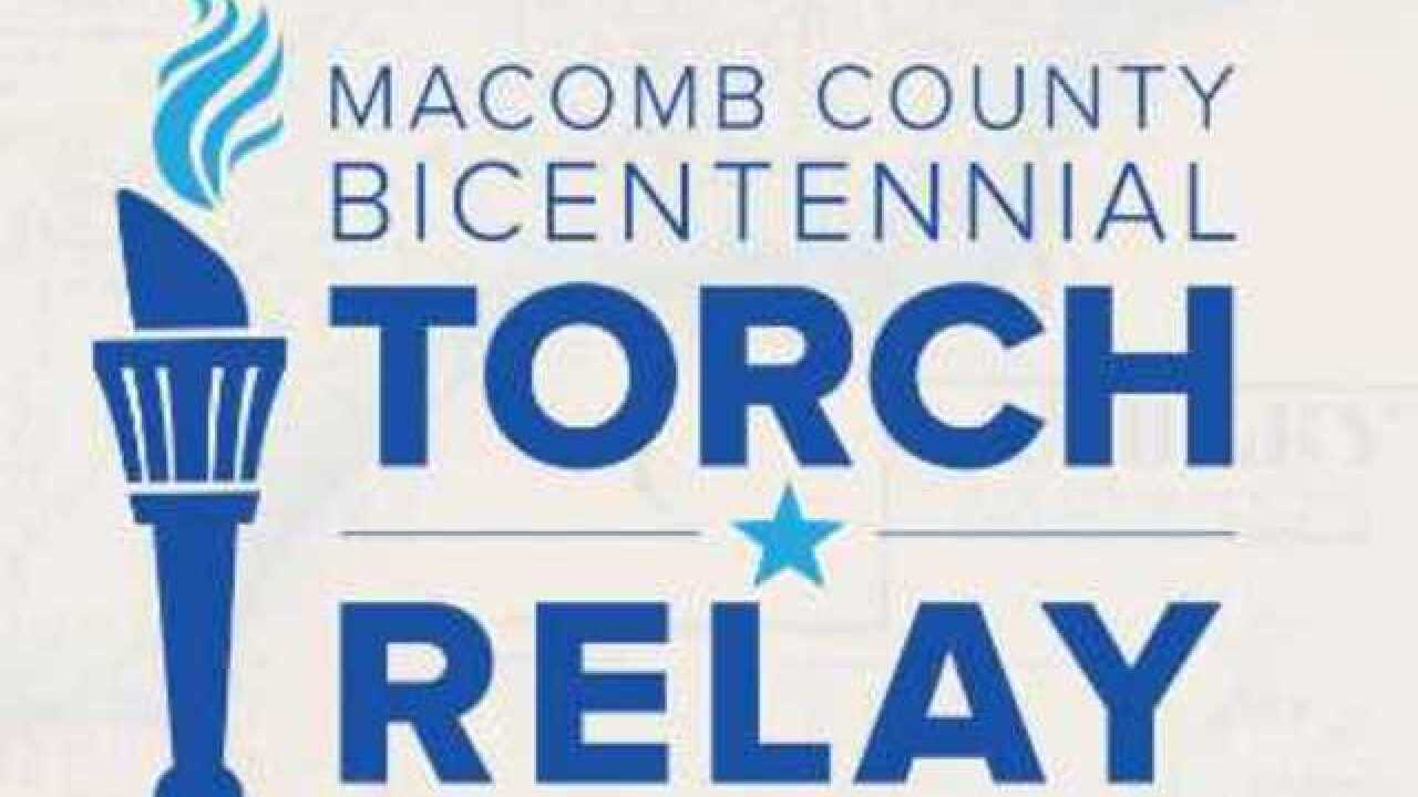 Routes for Macomb County Bicentennial