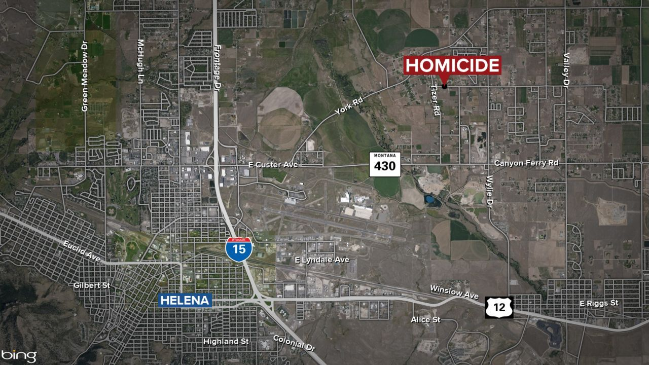 Lewis and Clark County Sheriff Office investigating homicide
