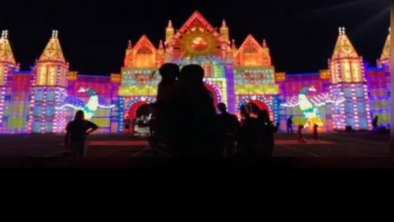 Lights of the World debuts in Tucson