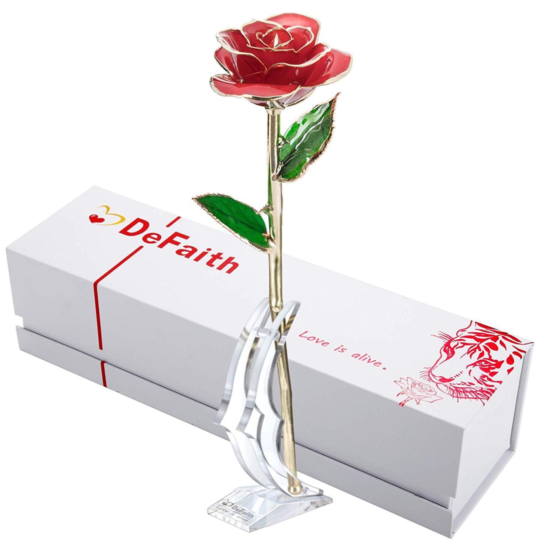 DeFaith Real Rose Dipped 24K Gold.jpg