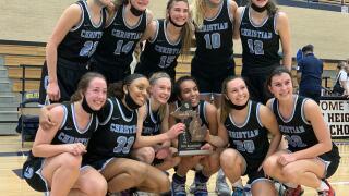 GR Christian wins district title