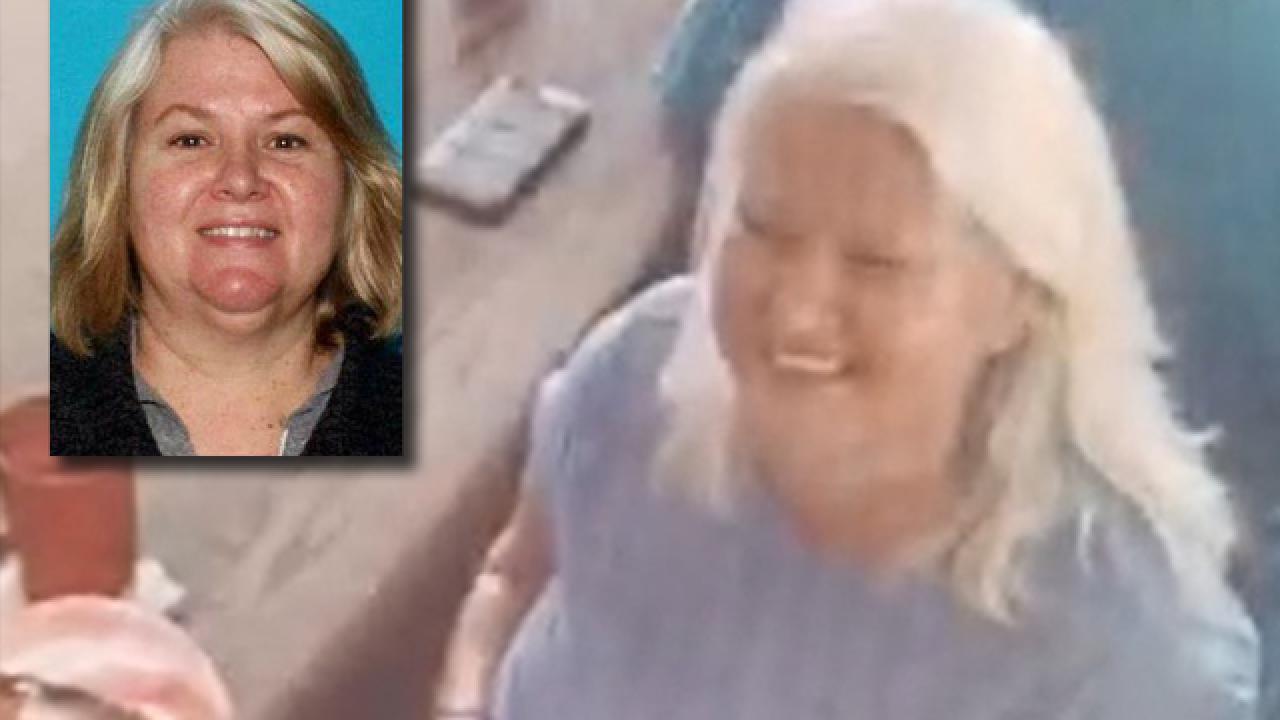 Fugitive Grandma on the run arrested in Texas