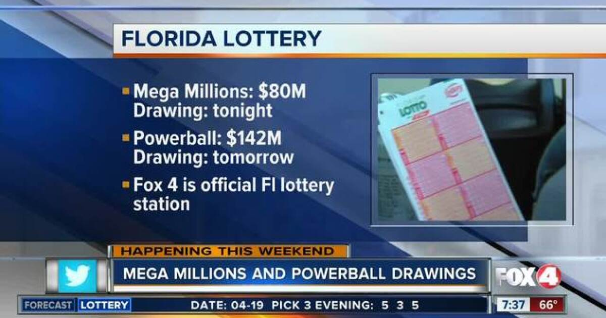 Mega Millions And Powerball Jackpots Rise