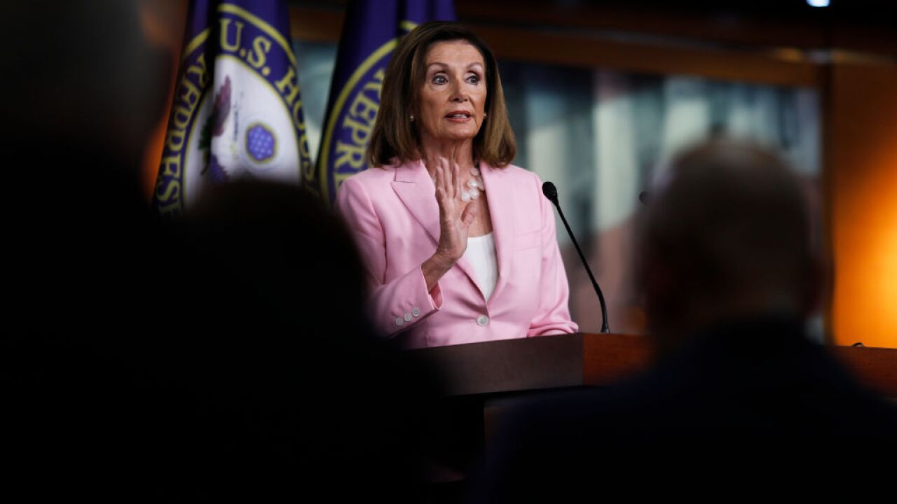 Nancy Pelosi planning announcement Tuesday on whether the House will vote on impeachment inquiry