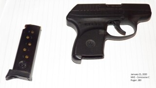 Mequon man cited after attempting to bring loaded gun through airport security