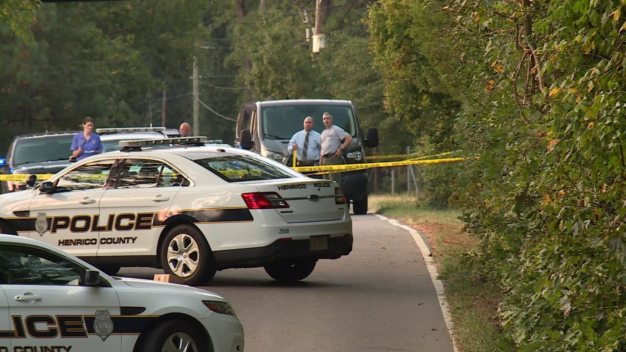 Police: Man found shot to death outside Henrico home
