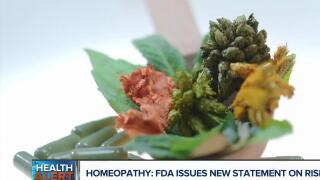 Homeopathy: FDA issues new statement on risks