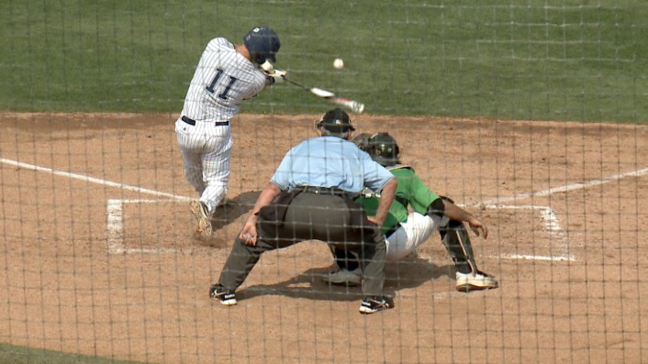 25th ranked ODU baseball hosts Virginia Tech at HarborPark