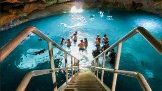 Devil's Den: Central Florida's prehistoric swimming hole