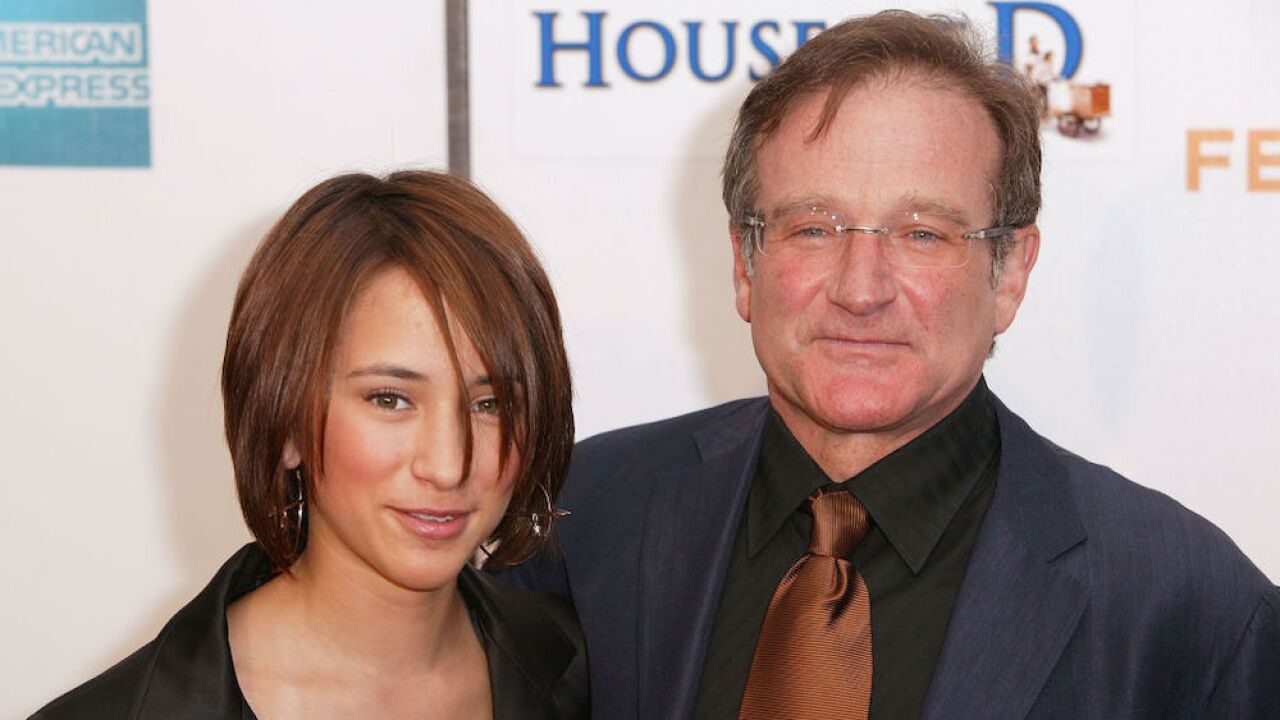 Robin Williams' daughter did Instagram's 'which Disney character are you?' filter and got a surprise