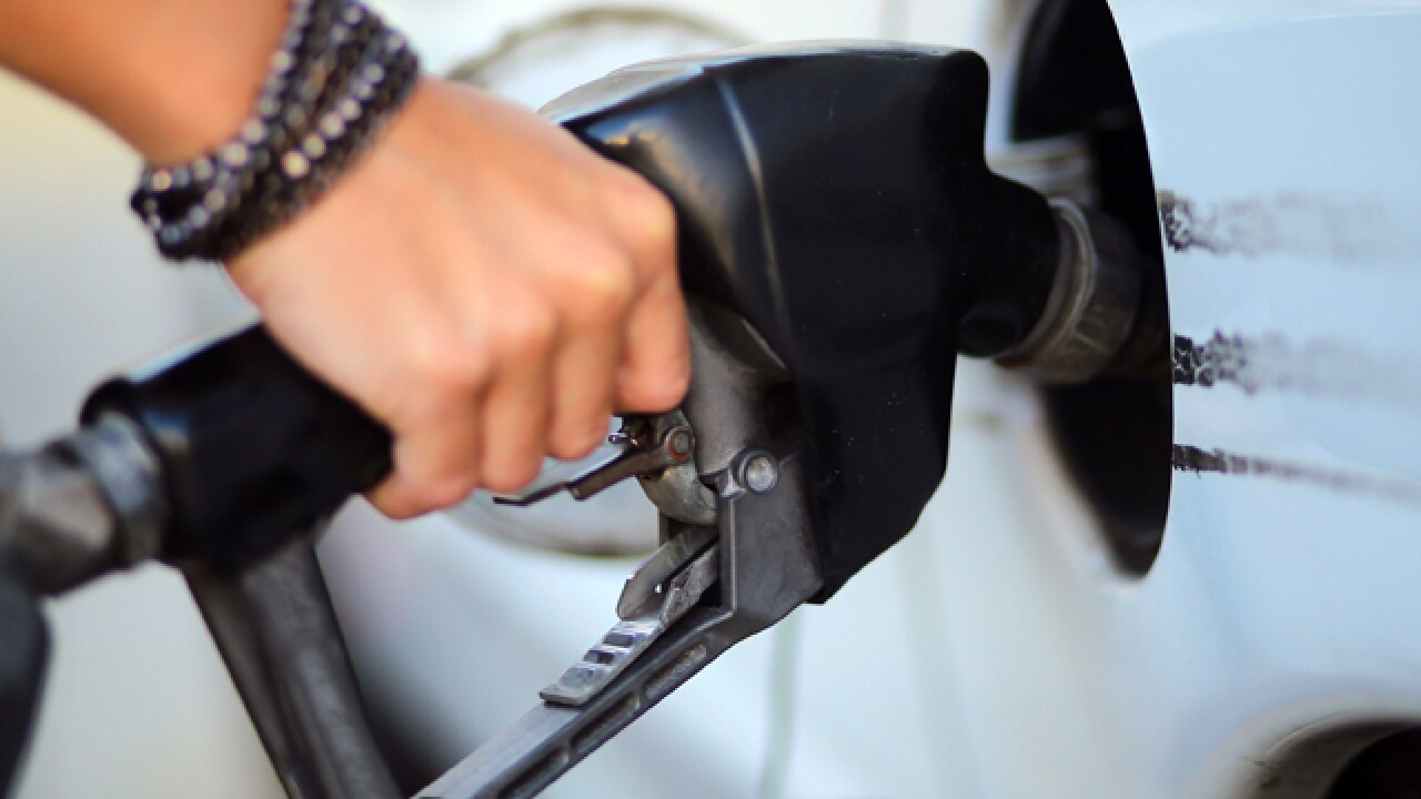 Gas prices up 4 cents cent to $2.21 a gallon