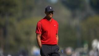 Tiger Woods Genesis Invitational Golf