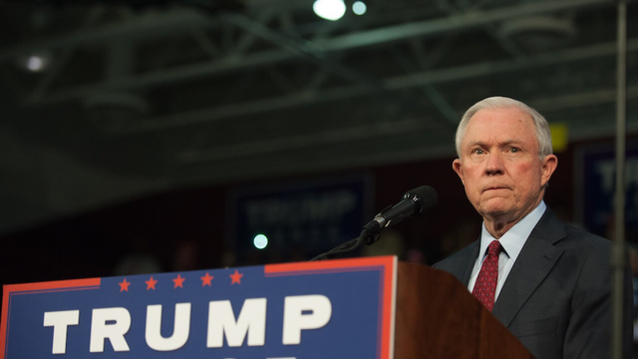 Trump offers Attorney General job to Alabama Sen. Jeff Sessions