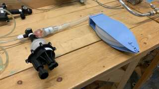 University scientists invent portable ventilator in a week