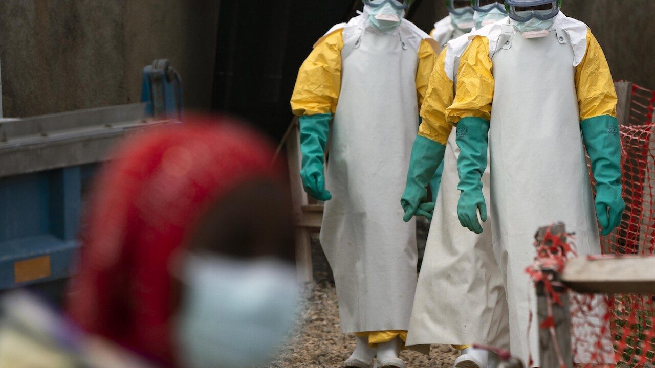 CDC marks end of 2018 Ebola outbreak in eastern DR Congo