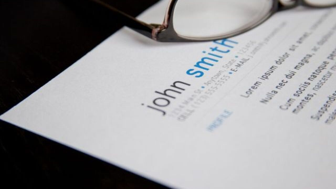 Want to get hired? Your résumé should look like this