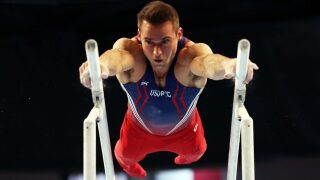 Who makes the U.S. Olympic men's gymnastics team for Tokyo?