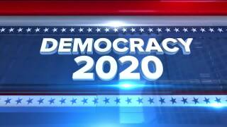 Democracy 2020 graphic