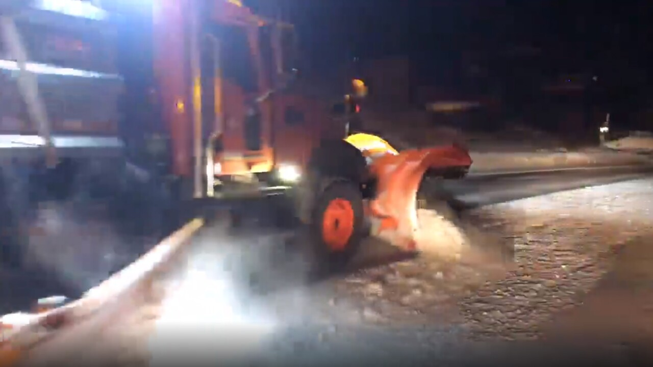 File Photo: UDOT Plow