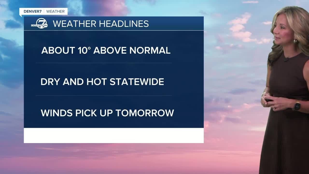 June 9 2021 5:15am forecast