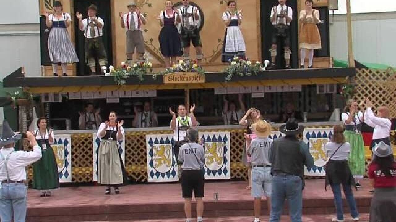 Oktoberfest kicks off Thursday
