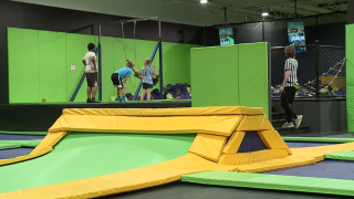Get Air Trampoline Park in Independence