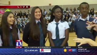 Cool School: Kearns-St. Ann School