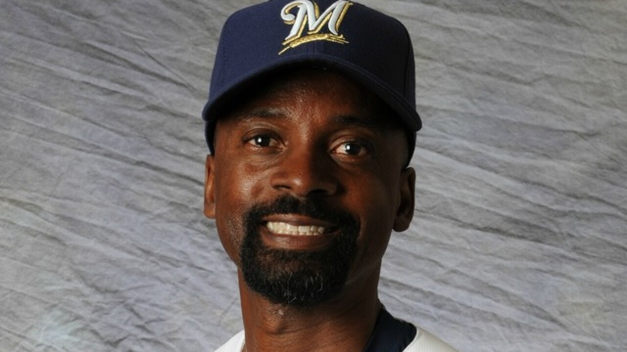 Darnell Coles is the Arizona Diamondbacks' new hitting coach