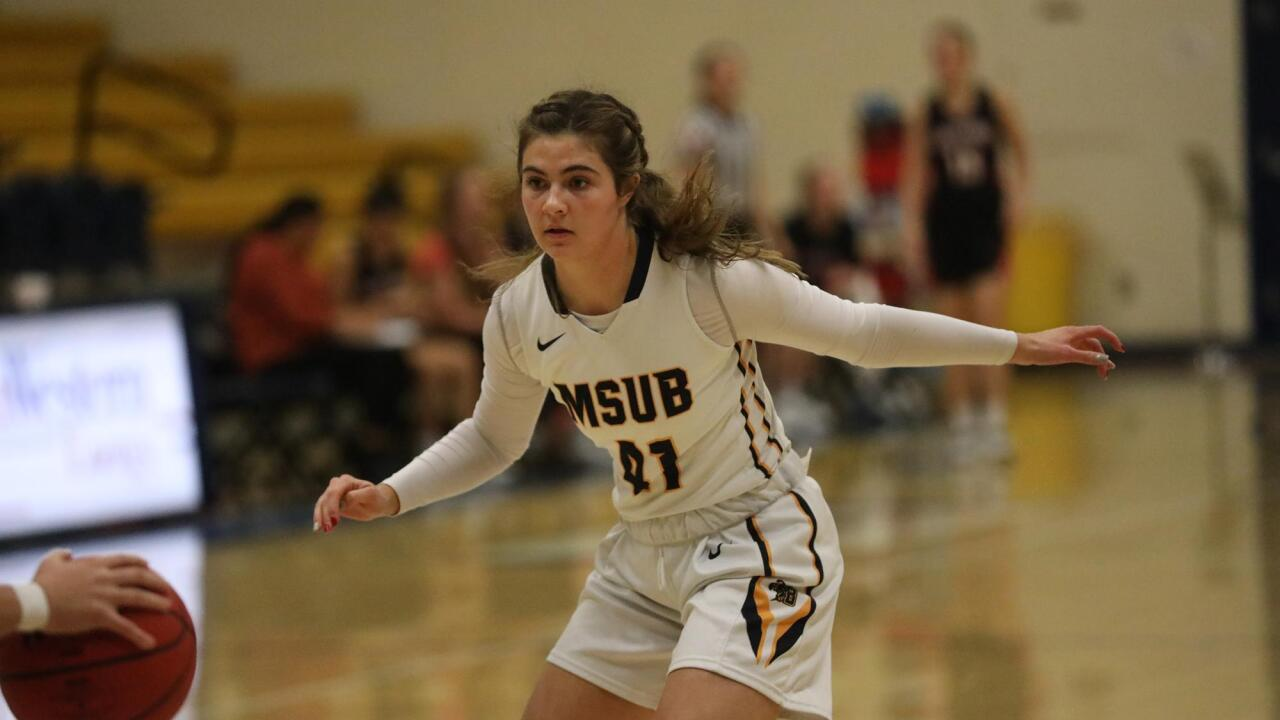 Jerseys to Scrubs: Emma Blakely leaves the basketball court for a nursing career