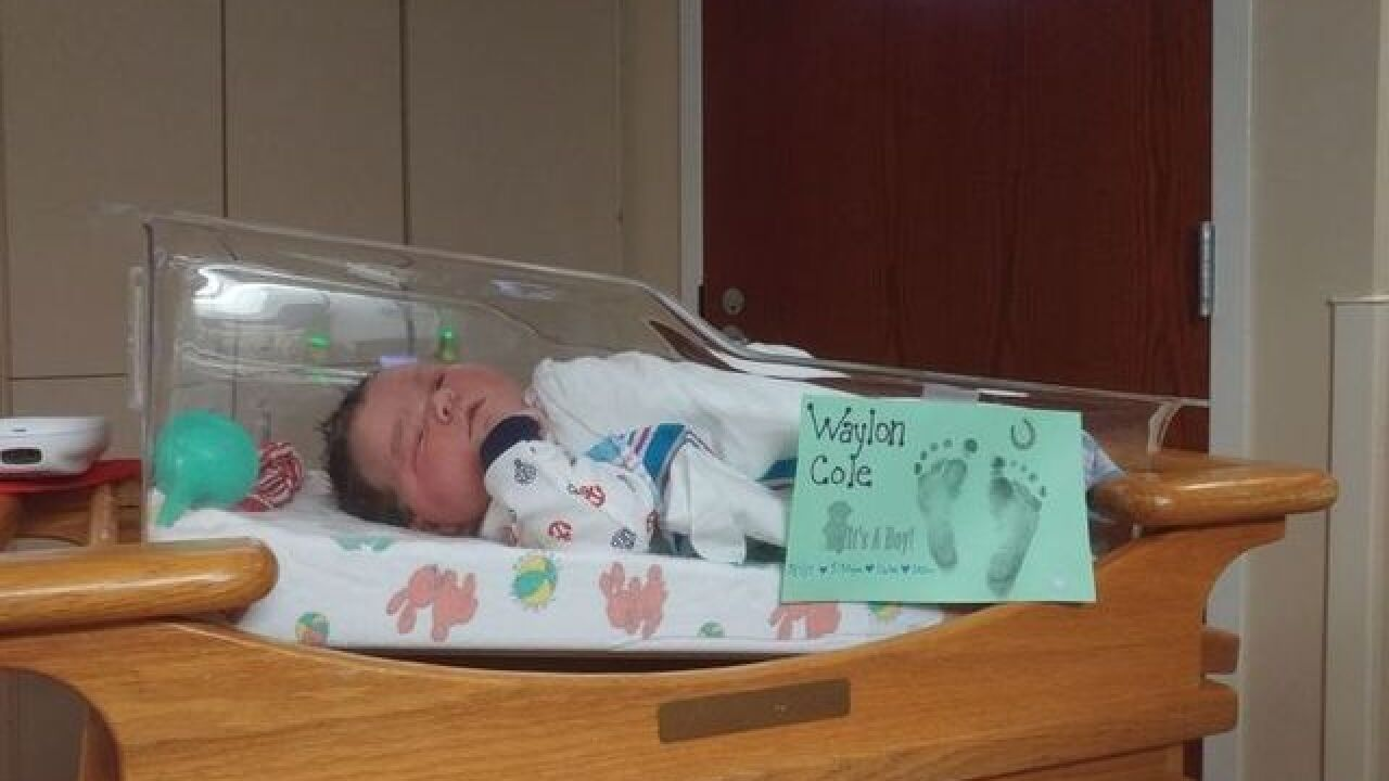 16-pound baby delivered by Indiana woman