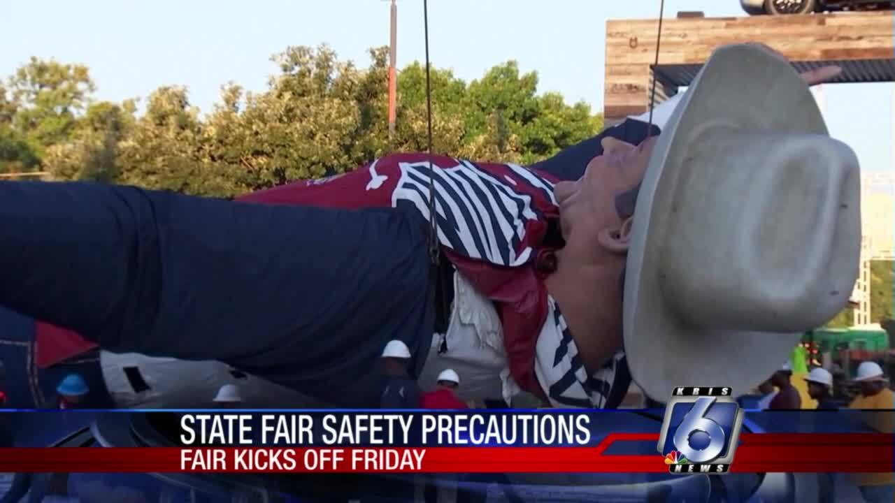 Health requirements in place for the Texas State Fair