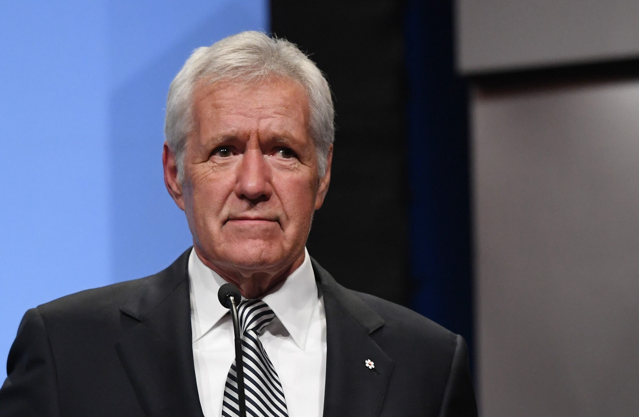 Photos: Alex Trebek releases cancer PSA: 'I wish I had known sooner'