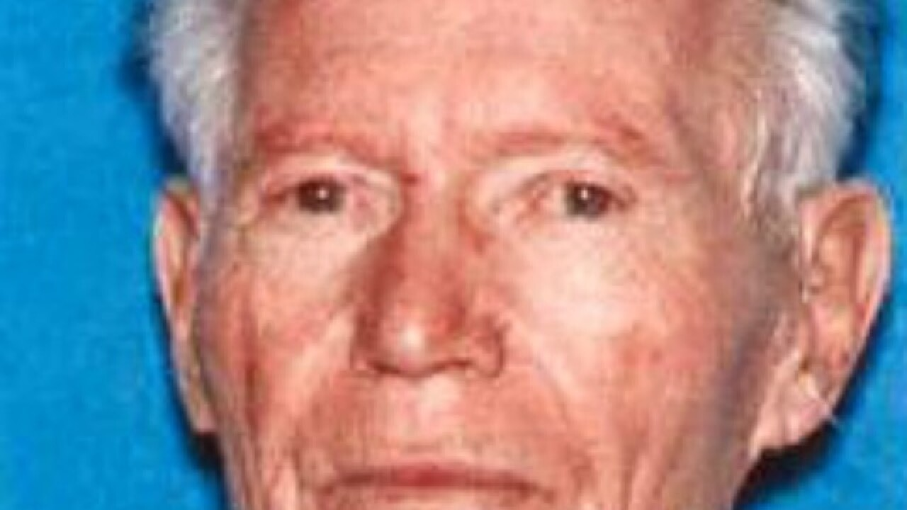 Elderly couple reported missing in Santee