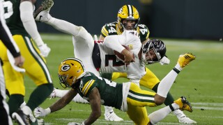APTOPIX Falcons Packers Football