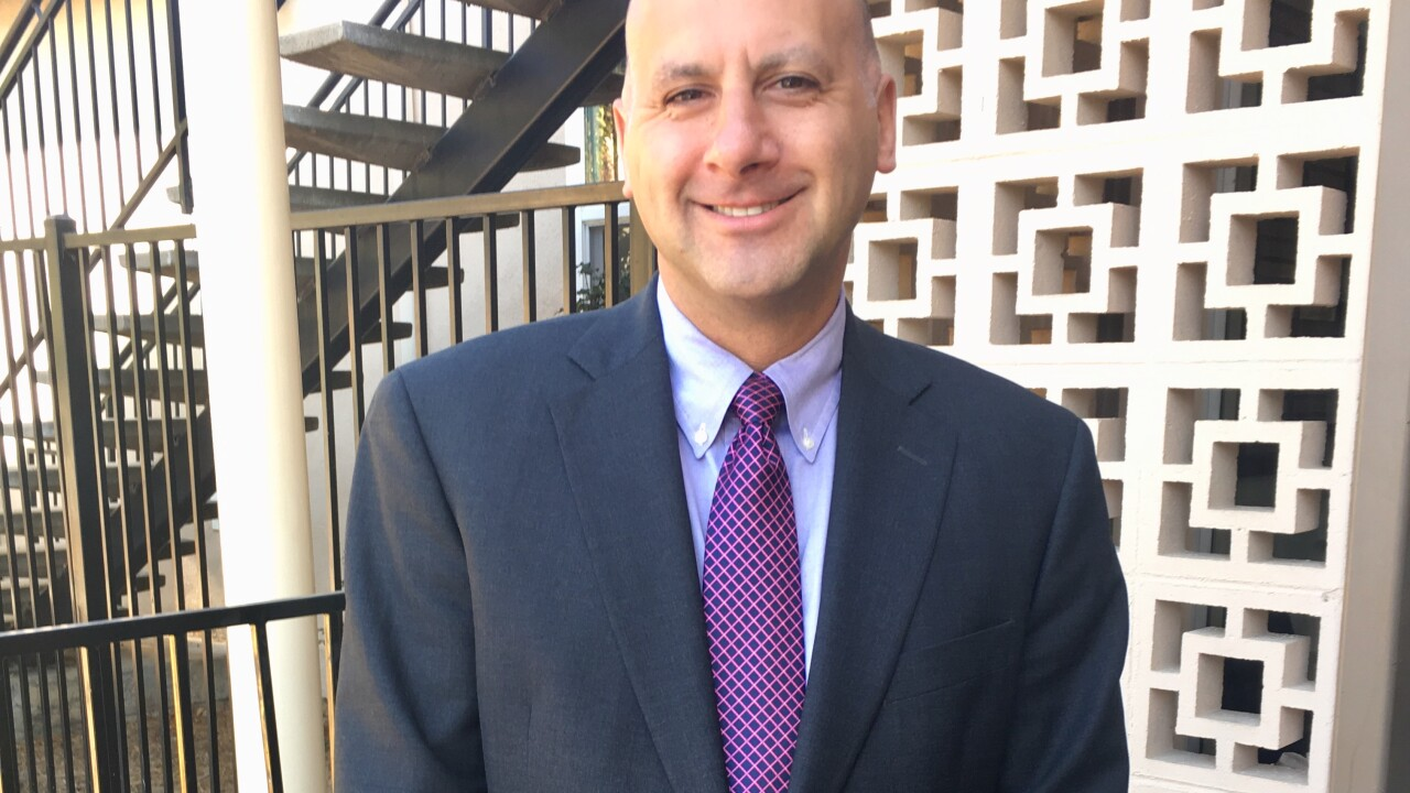 Jeff Al-Mashat will be ECHO's first North County Homeless Services Director.