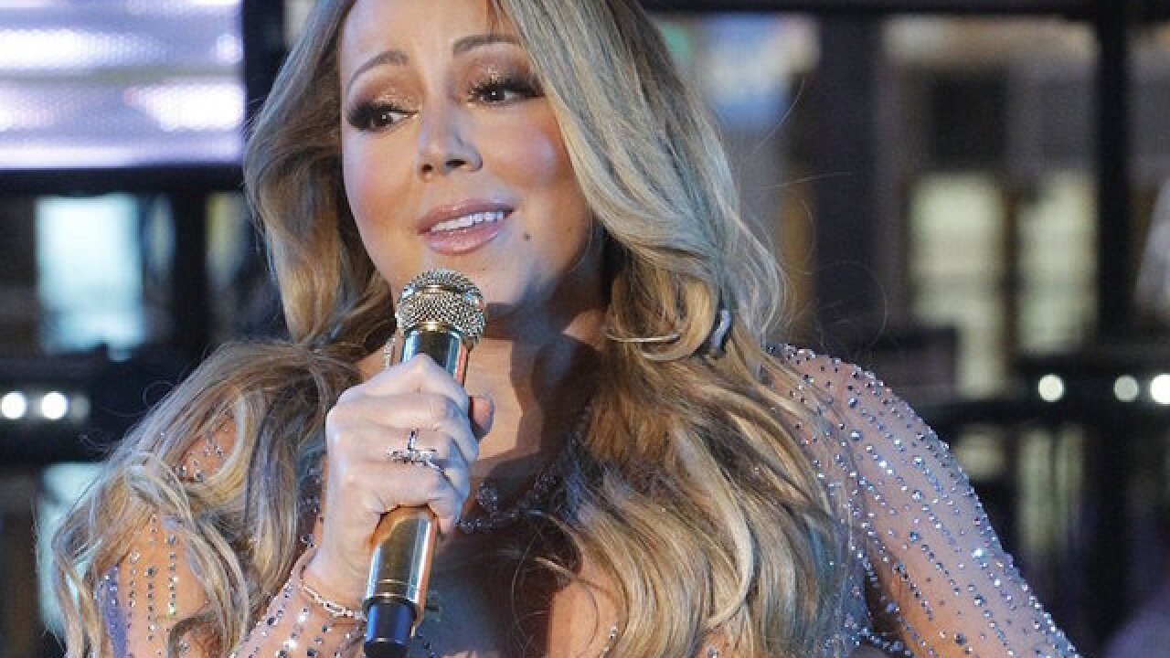 Dick Clark Productions, Mariah Carey fire shots over snafu