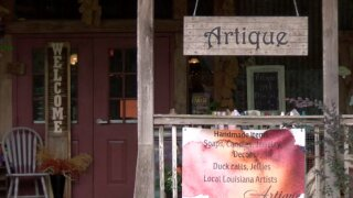 Art Creates Purpose in Breaux Bridge: What's Your Story