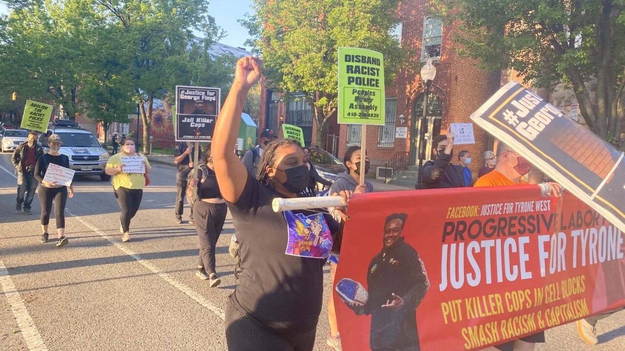 'This day is worth it' Baltimore activists react to verdict