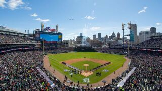 You can use fingerprint to get in Comerica Park