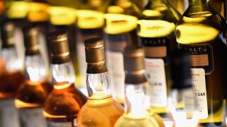 Michigan liquor sales climb